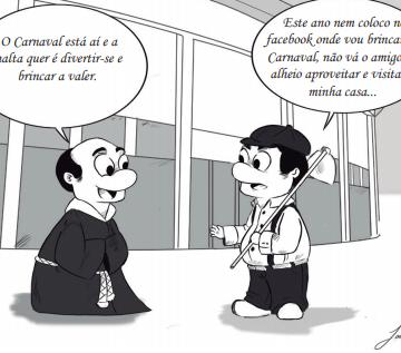 Cartoon- 15 fevereiro