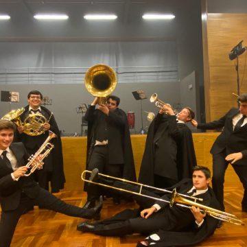 Tuna Académica de Coimbra dá música nas Fazendas